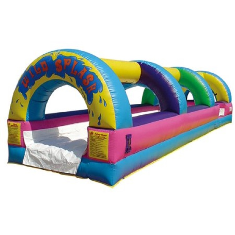 BAY AREA WILD SPLASH 30ft LONG SLIP & SLIDE RIDE