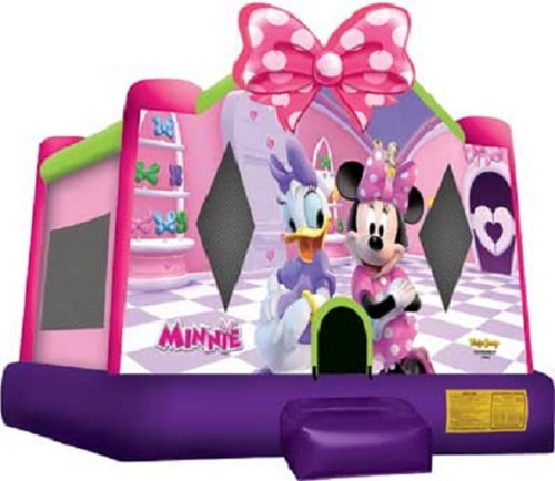 DISNEY\'S MINNIE JUMP HOUSE