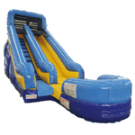 ADVENTURER SLIDE 21FT TALL, 35FT LONG WITH POOL (coming soon)