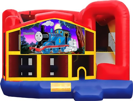 THOMAS THE TRAIN 5 IN 1 COMBO (wet or dry)