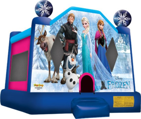 DISNEY\'S FROZEN LICENSED JUMPER