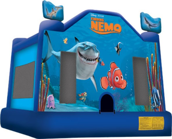DISNEY\'S FINDING NEMO LICENSED JUMPER (Click for Details)