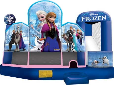 DISNEY\'S FROZEN 5 IN 1 INTERACTIVE COMBO (WET OR DRY)