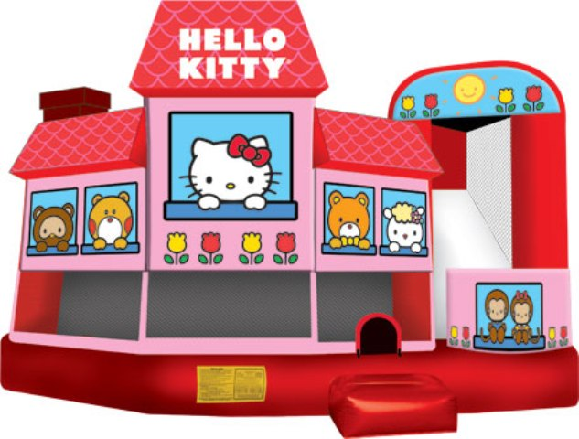 HELLO KITTY 3D 5 IN 1 COMBO (wet or dry)
