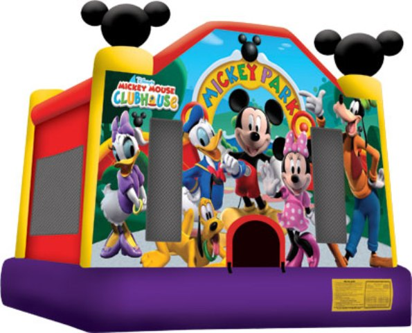 DISNEY\'S MICKEY CLUB HOUSE JUMPER (Click for Details)