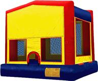 FUN HOUSE 2 IN 1 JUMPER (Aro de baloncesto incluido)