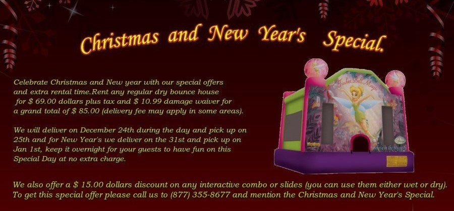 Amazing Jumps - Christmas and New Year's special