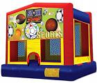 SPORTS 2 IN 1 MODULE JUMPER (basketball hoop included)