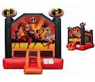 DISNEY'S INCREDIBLES 2 BOUNCE HOUSE (New Editon)
