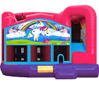 A UNICORN'S TALE 5 IN 1 COMBO - Wet or Dry Party Inflatable