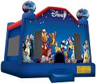 MICKEY'S  WORLD OF DISNEY BOUNCE HOUSE (Click for Details)