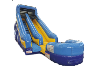 ADVENTURER GIANT INFLATABLE SLIDE