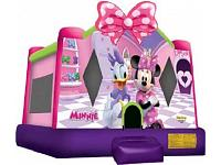 DISNEY'S MINNIE JUMP HOUSE